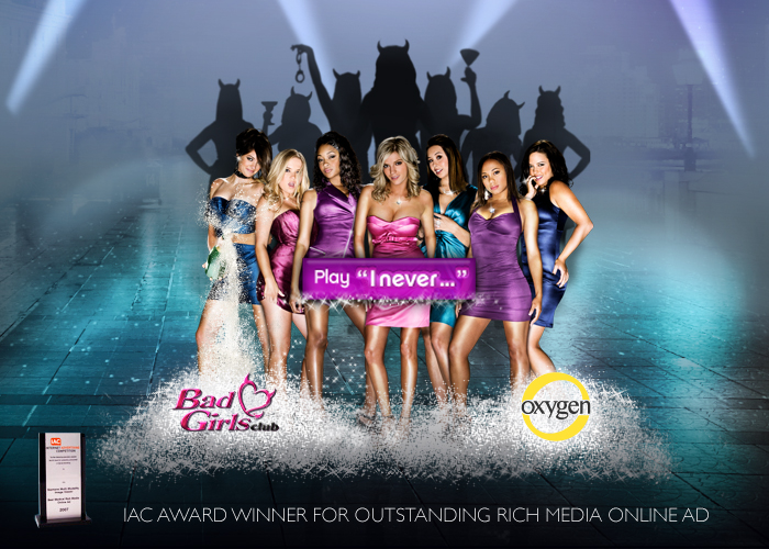 Oxygen – Bad Girls Club Widget