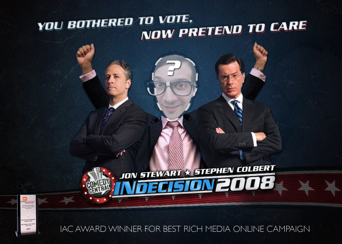 Comedy Central – Indecision'08