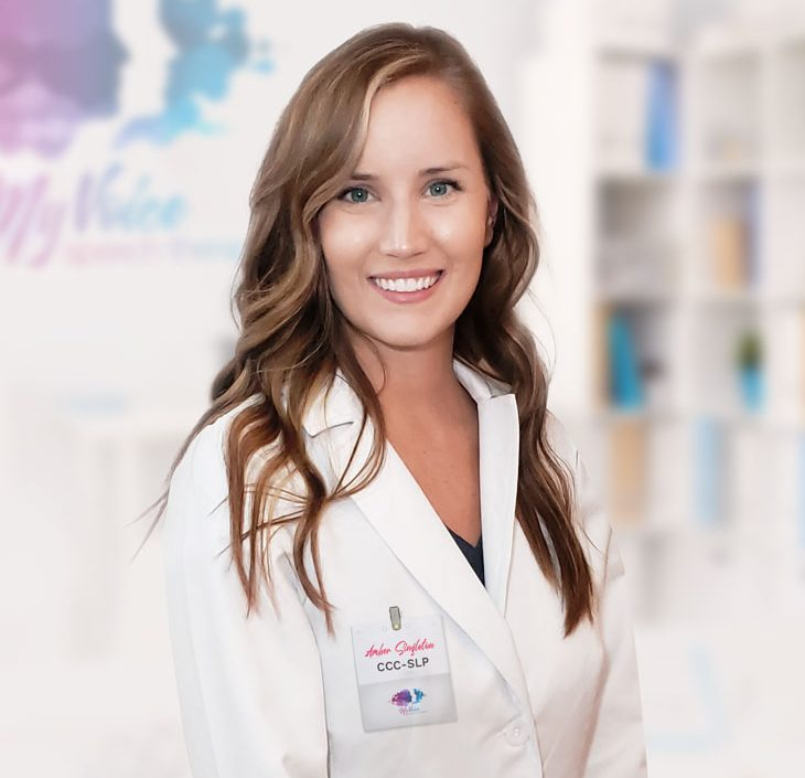 <strong>Amber Desiree Singleton</strong> - <em>Speech Therapist CCC SLP, Founder at My Voice</em>